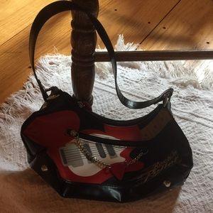 Disney Rock N Roller Coaster purse